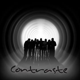 contraste logo