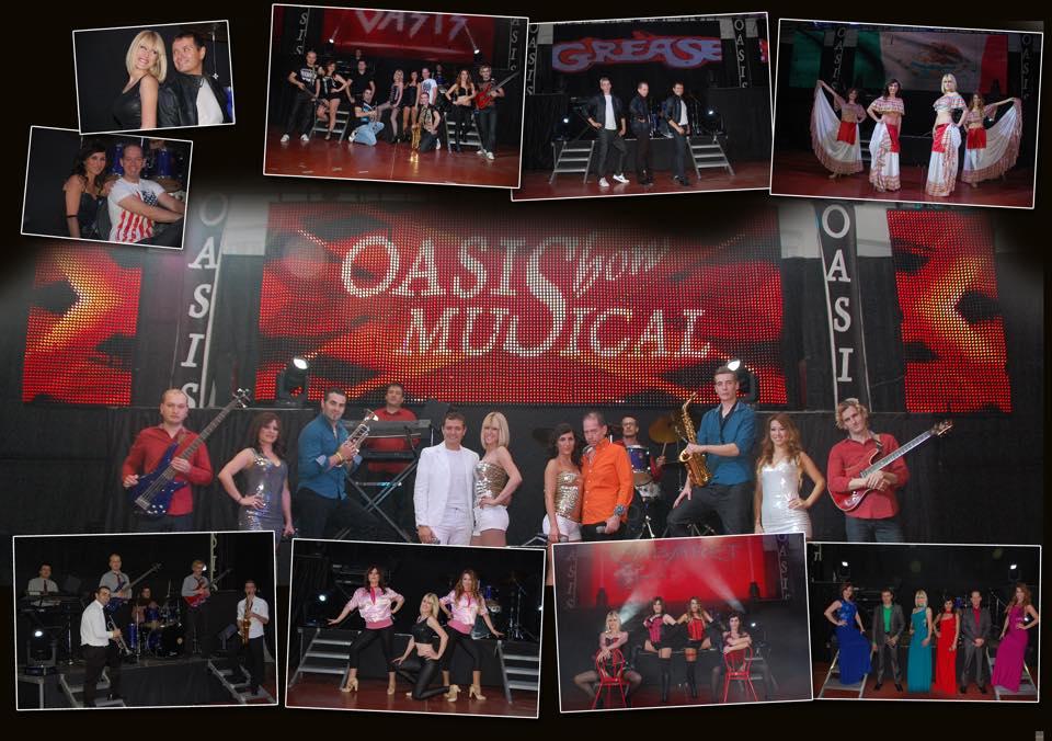 oasis musical