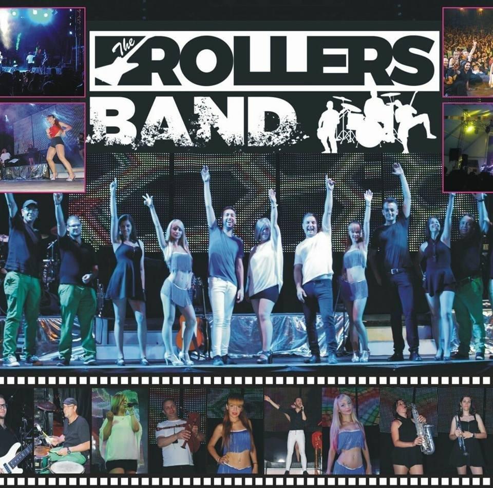 Resultado de imagen de The Rollers Band
